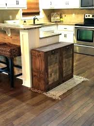 trash cans for kitchen cabinets trash can kitchen cabinet