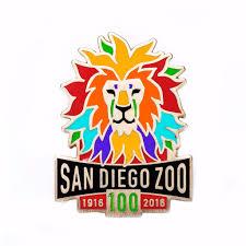 centennial pin from shop san diego zoo stuff