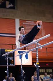 illini men u0027s gymnastics wins third straight windy city