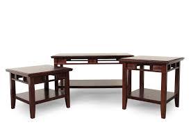 logan coffee table set ashley logan coffee table set mathis brothers furniture coffee