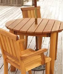 dining tables archives brookbend cedar patio furniture