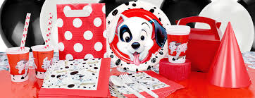 101 dalmatians party supplies woodies party