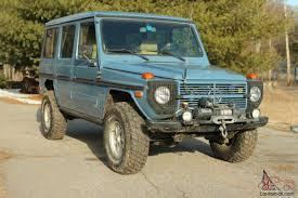 mercedes 280 ge mercedes 280 ge gelandewagen g class g wagon 4door similar to lr