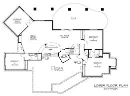 ranch with walkout basement floor plans finished basement floor plans cost finished walkout basement floor