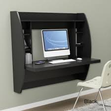 wall mount laptop desk wall mount laptop desk with far rug and chair and black desk