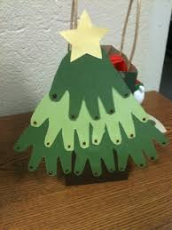 handprint tree products i ornament craft and