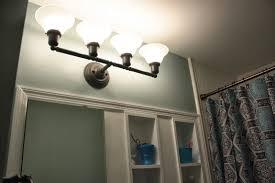 Contemporary Bathroom Lighting Ideas Bathroom Elegant Three Lowes Bathroom Lighting For Modern