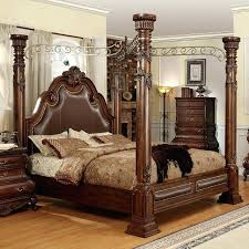 king poster bedroom set four poster bedroom set tarowing club