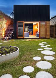 decoration creative brunswick house outdoor garden design with