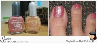maybelline forever strong iron u0026 express finish