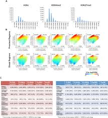 3 12 179 individual master dynamic transformations of genome wide epigenetic marking and