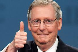 Mitch Mcconnell Meme - poll kentucky thinks that mitch mcconnell sucks