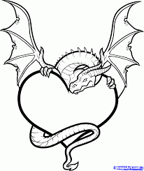25 best ideas about easy dragon drawings on pinterest easy to