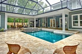 Luxury Home Stuff Indoor Pool Glass Ceiling So That I Can Use It All Year Round