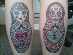 matryoshka tattoo art and designs page 37
