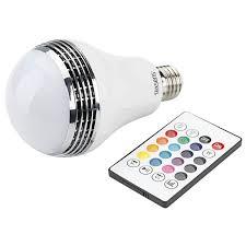 Bluetooth Light Bulb Speaker Best 5 Light Bulb Speakers Review U2022 Ensmartech