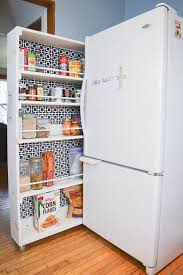 Kitchen Storage Ideas For Small Spaces Best 25 Small Kitchen Pantry Ideas On Pinterest Small Pantry