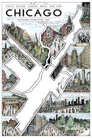 New York Marathon Map by Chicago The Marathon Map 12