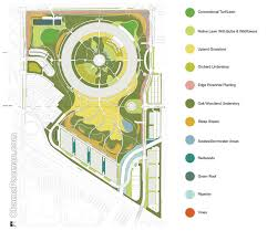 Architectural Plans Architectural Plans Of New Apple Cupertino Campus 2 Obama Pacman