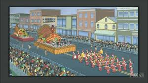 parade thanksgiving quahog thanksgiving day parade family guy wiki fandom powered