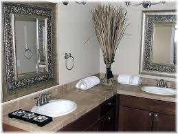 Simple Bathroom Inspiring Simple Bathroom Mirror Using Unique Design Mirror On The