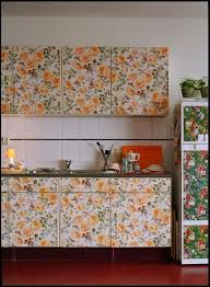 Flat Kitchen Cabinet Doors Makeover - creative u0026 colorful way to makeover old fashioned
