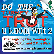 thanksgiving day turkey trot poetry by ray brown poems by a frenchtown new jersey poet