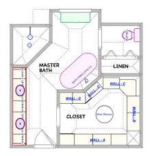 large master bathroom floor plans large master bathroom floor plans image bathroom 2017
