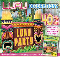 luau decorations luau party supplies luau party decorations luau party