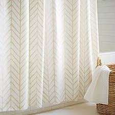 Bathroom Shower Curtain by Look What I Found On Zulily Coral Border Stripe Shower Curtain