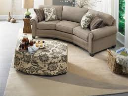 Curved Conversation Sofa by Living Room Best Conversation Sofa For Living Room Design With