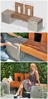 Outdoor Garden Bench Plans by Diy Outdoor Garden Bench Ideas Free Plans Instructions