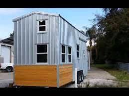 custom tiny house split level floor plan youtube