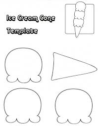 ice cream coloring pages free coloring pages