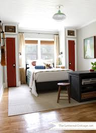 The Condo Bedroom  Bedside Closet Design Preying Doors - Bedroom with closet design