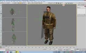 3d Max by 3d U0027s Max Exporting Human Models To Mow Tutorial Gem 2 Editor
