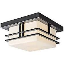Exterior Ceiling Light Outdoor Flush Mount Lighting Fixtures For Patio Or Porch Ls