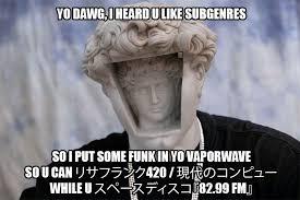 Funk Meme - future funk vapormeme
