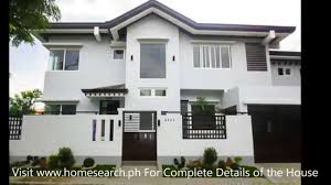 2 Story House With Pool by Enticing 2 Storey Brand New House With Swimming Pool For Sale In