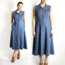 shop button down maxi dress on wanelo