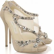 wedding shoes for the picture of chic summer wedding shoes ideas