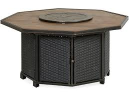 Fire Patio Table by Outdoor Patio Sonora Outdoor Octagonal Fire Pit Table