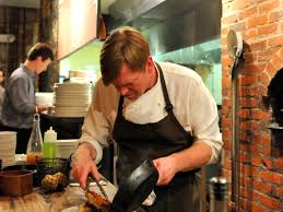 baltimore chef spike gjerde to open parts u0026 labor eater