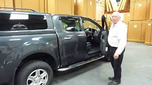 Ford Ranger Truckman Top - ford ranger hardtop canopy accessories side steps youtube