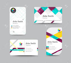 100 sample of business card template abstract infinity sign