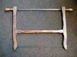 Old Woodworking Tools Uk by Antique Wood Bow Saw Antique Tools Pinterest Antique Wood