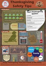 thanksgiving safety tips ems safety services inc