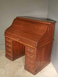 Antique Roll Top Secretary Desk by Mahogany Roll Top Desk From Antiquesonhanover On Ruby Lane