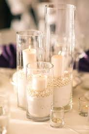 vase table centerpieces wedding table vase ideas 40 greenery