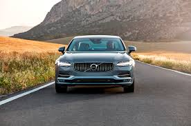 volvo test drive 2017 volvo s90 first drive review motor trend
